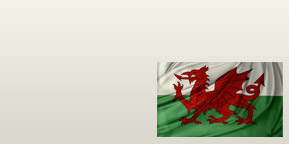 100% Welsh always...
